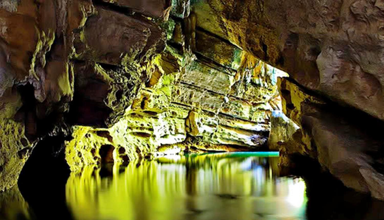 Libmanan Caves National Park