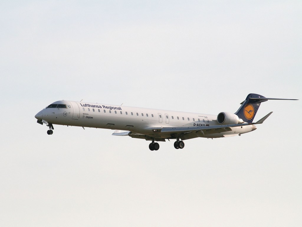 Description Bombardier CRJ 900-Lufthansa CityLine.jpg