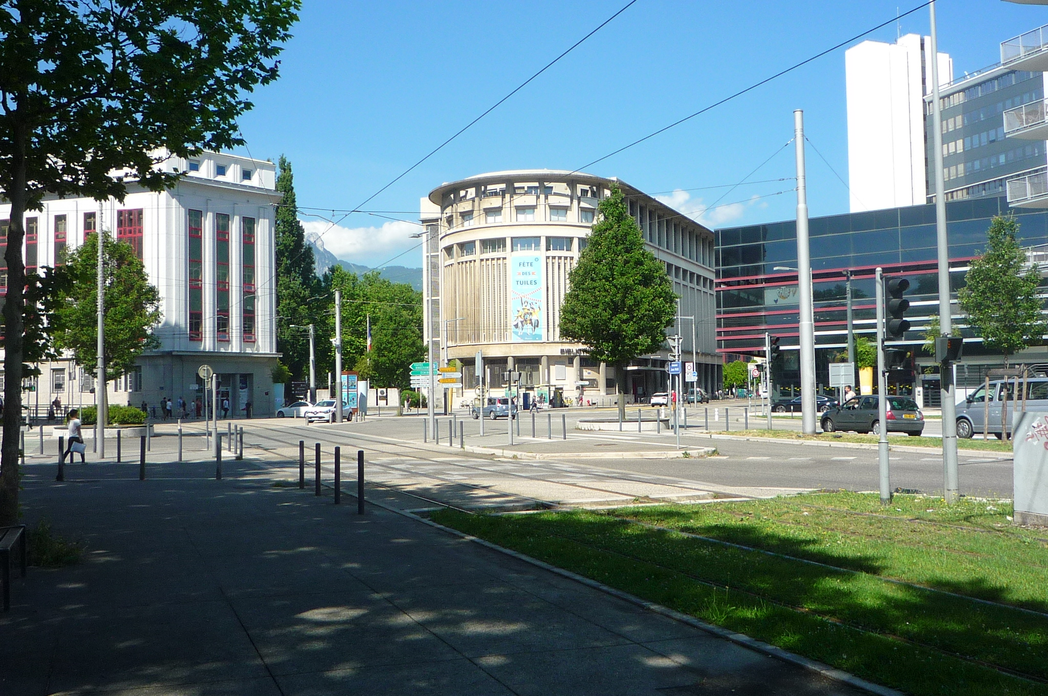 Bibliothèque Saint Martin D Uriage bibliothèque municipale de grenoble - wikipedia