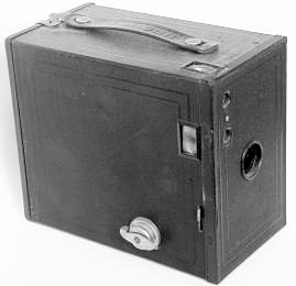 Kodak Brownie 2A Box Camera