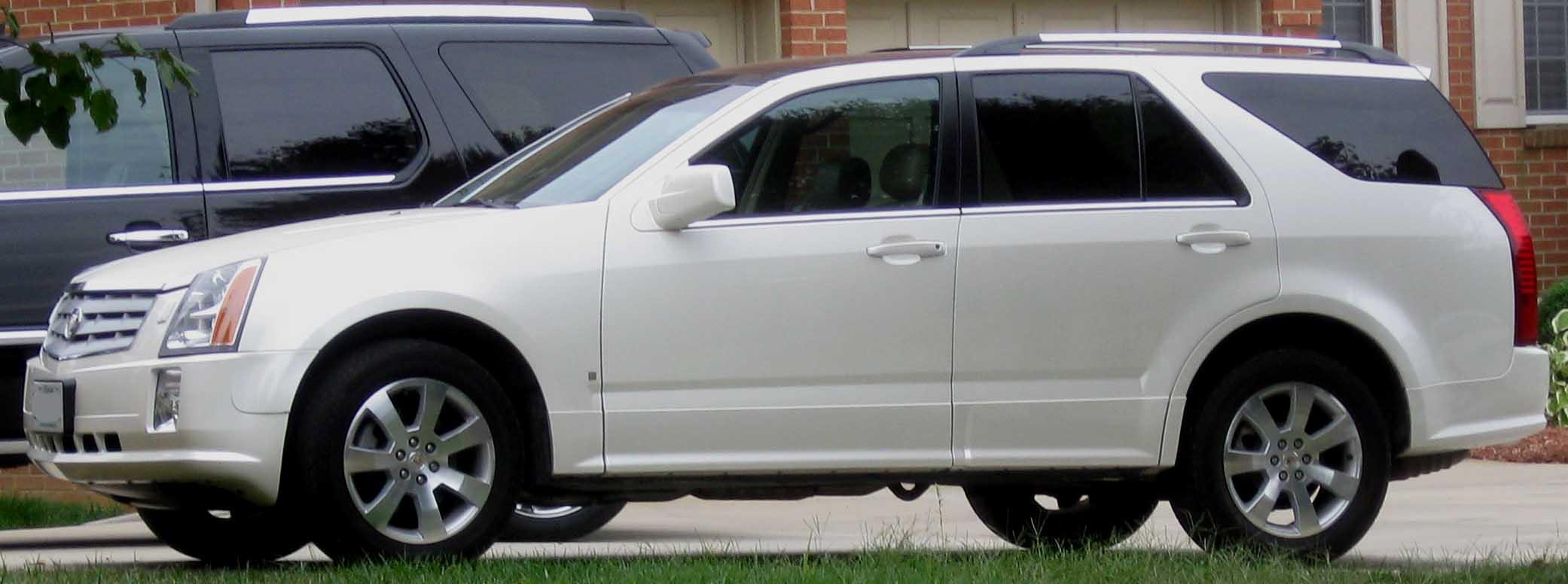 File:Cadillac SRX .jpg - Wikimedia Commons