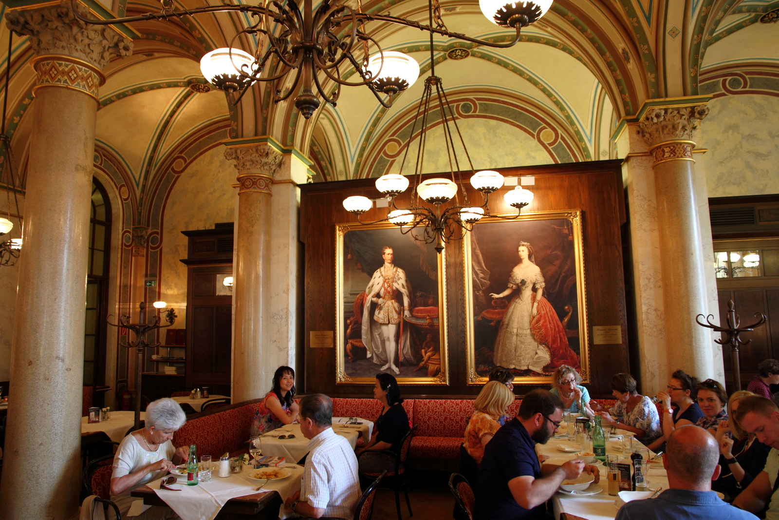 Cafe Central Wien Speisekarte