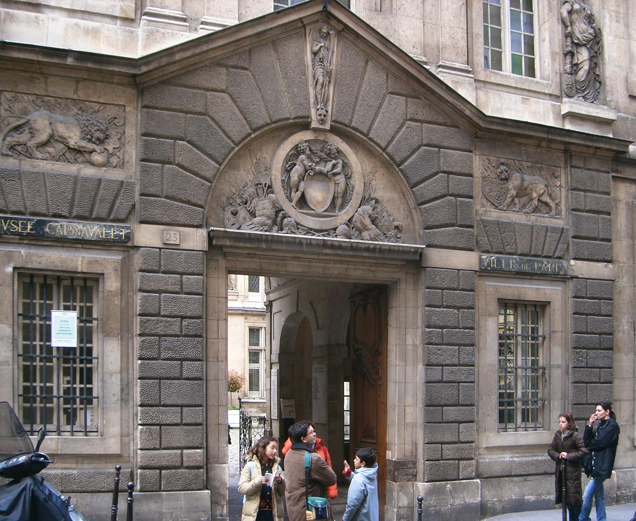Musée Carnavalet - Wikipedia