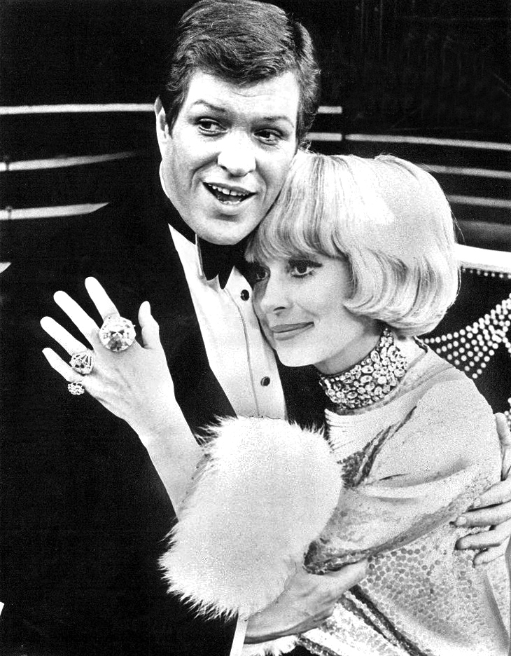 Channing Carson Son Of Carol Channing Carol channing - wikipedia