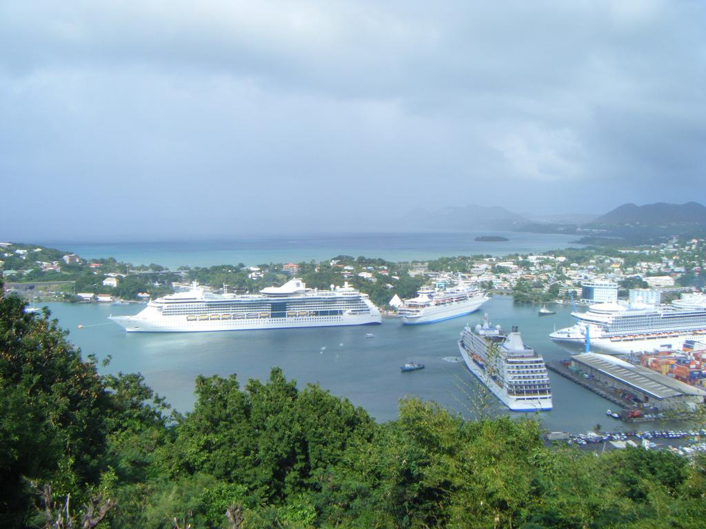 Cruise Port St Maarten Car Rental