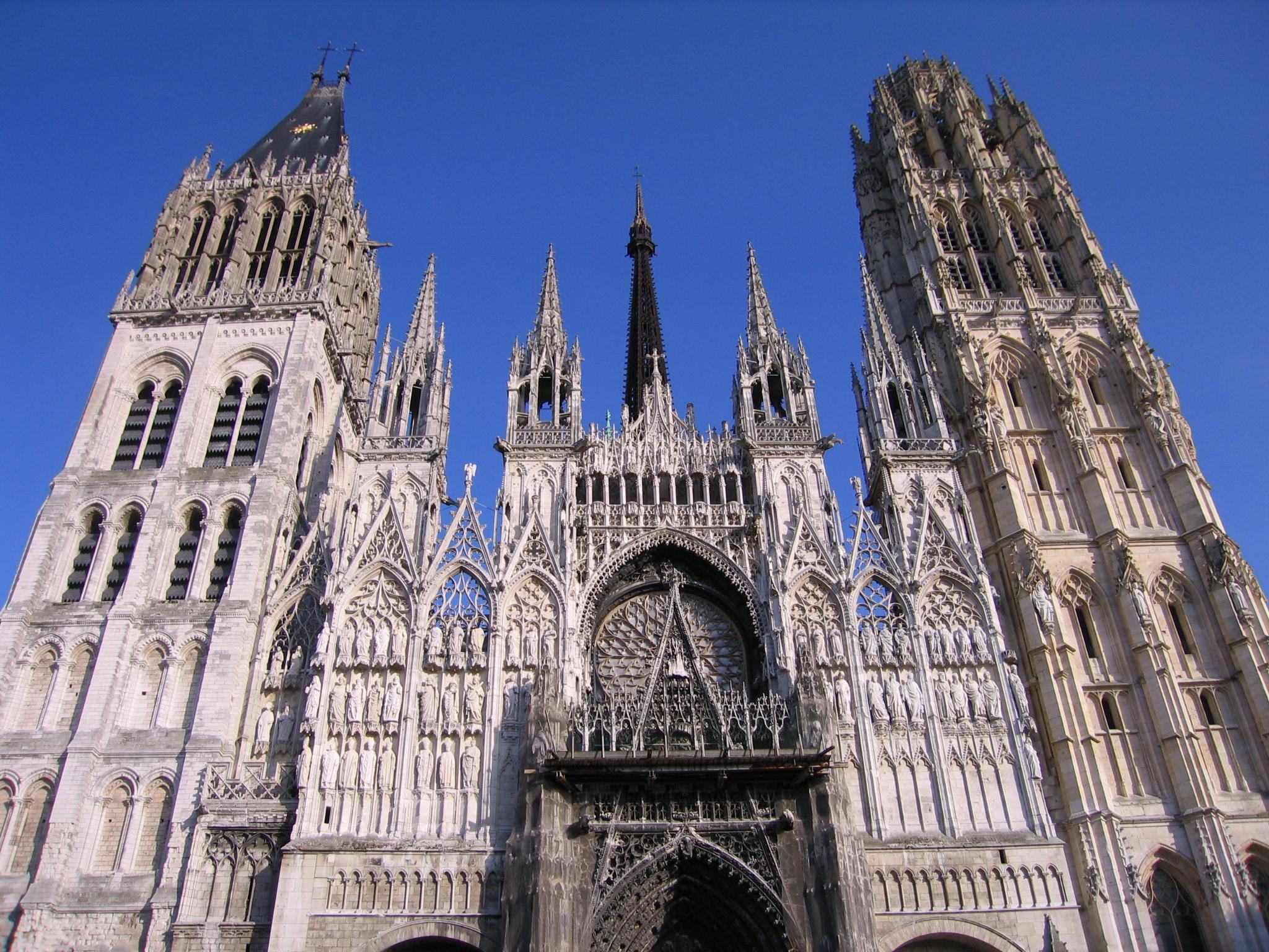 Cathédrale de Notre-Dame, Rouen
