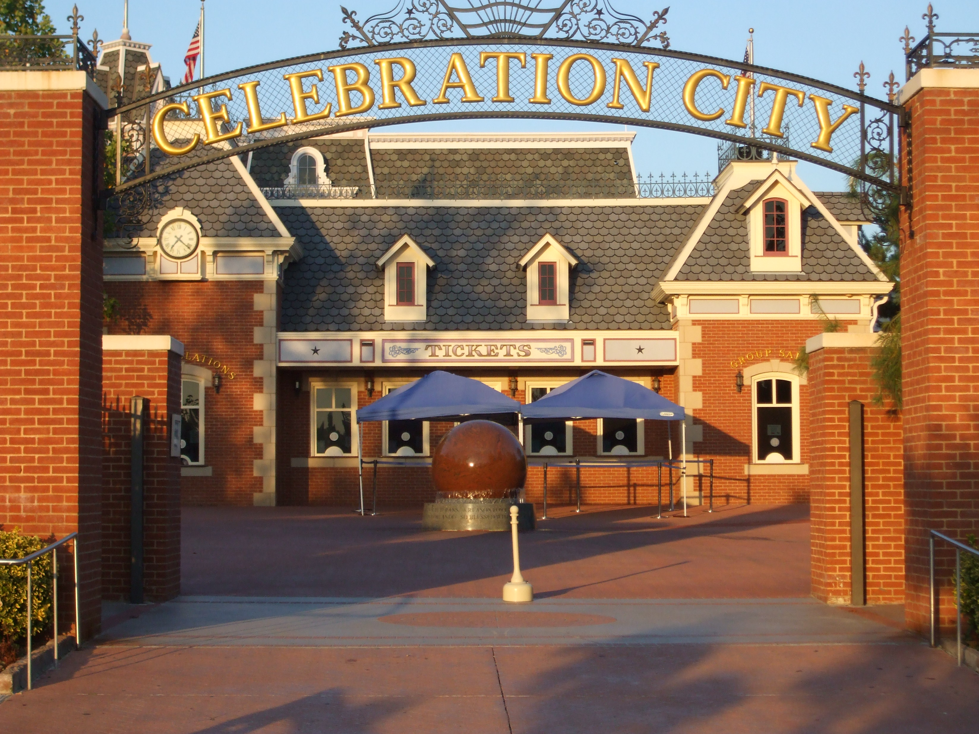 Celebration City Wikipedia