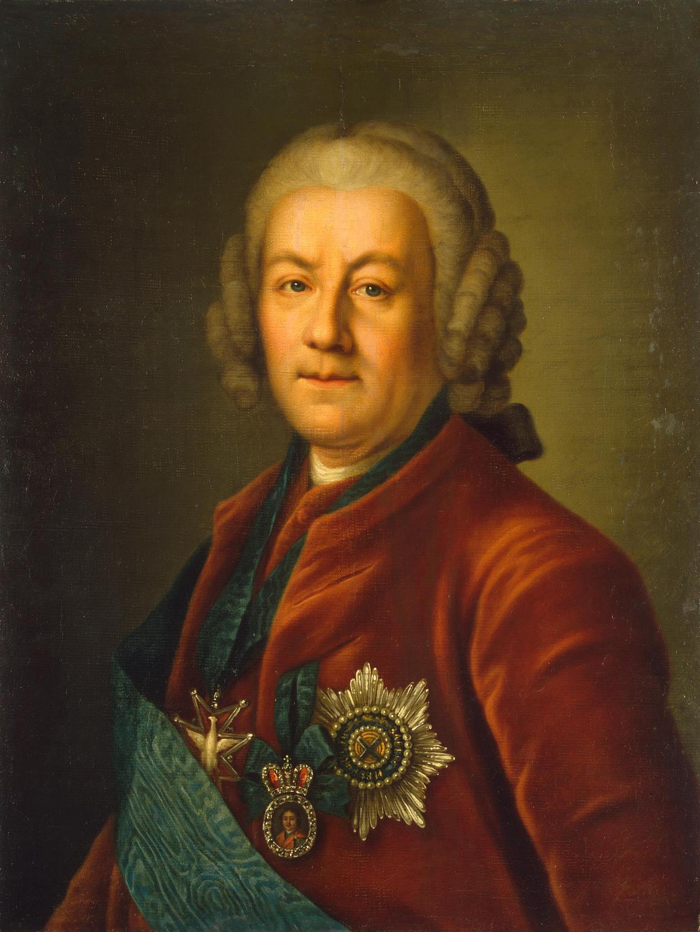 Бестужев-Рюмин, Алексей Петрович