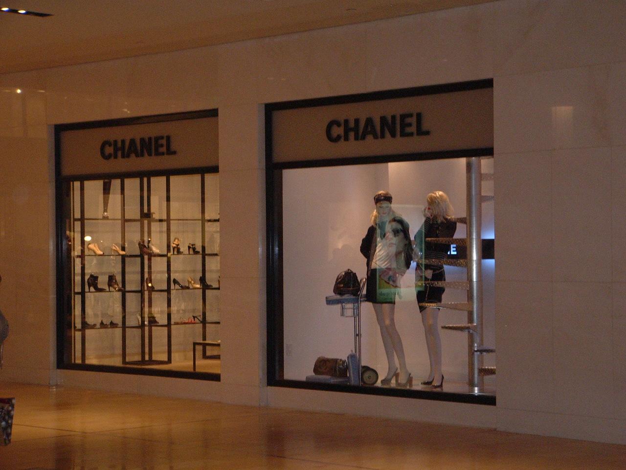 Chanel online shop
