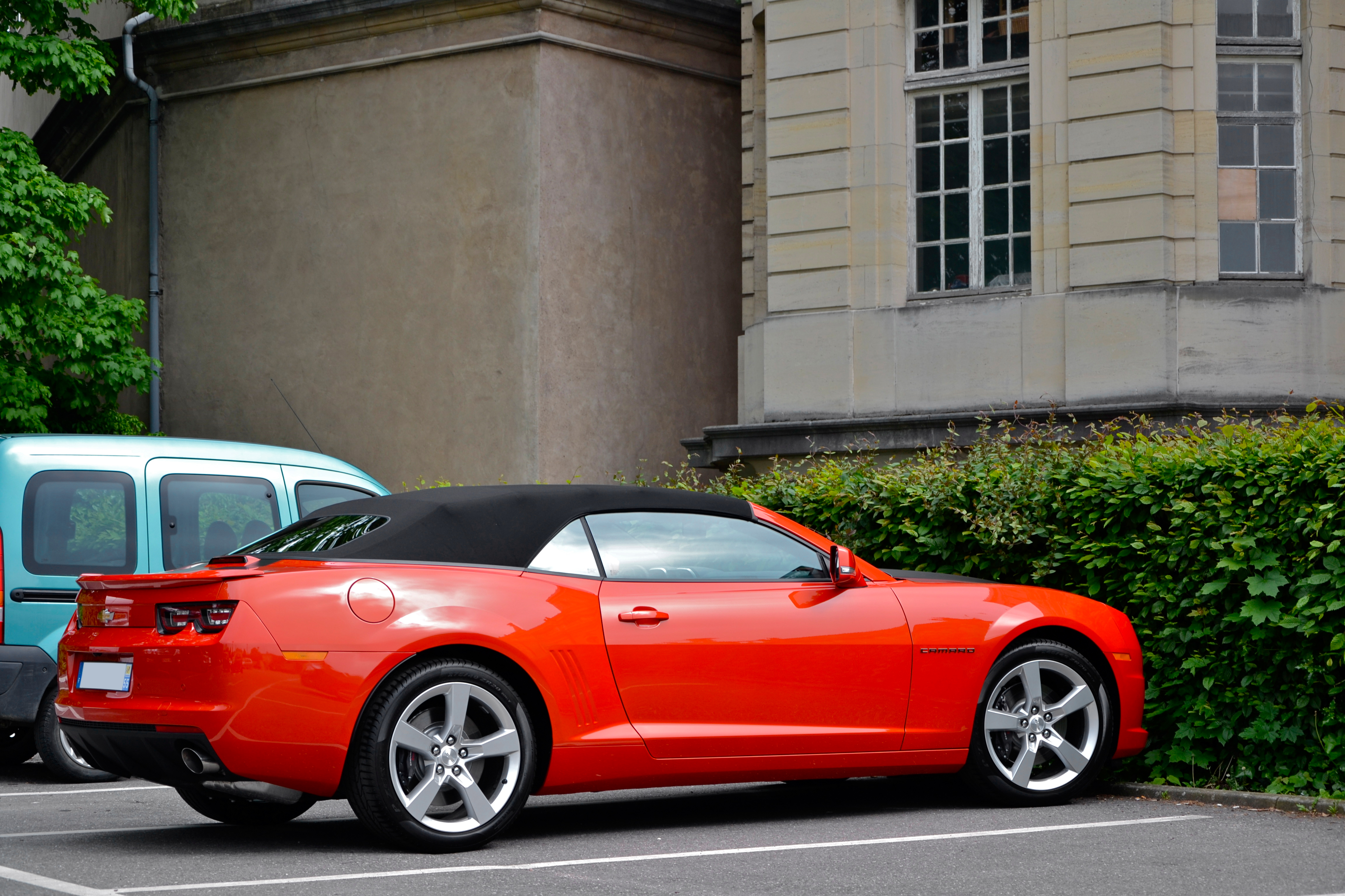 file chevrolet camaro ss convertible 7262977254 jpg wikimedia commons. Black Bedroom Furniture Sets. Home Design Ideas