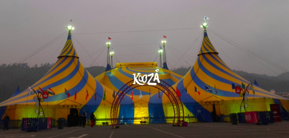 the history of cirque du soleil His origins in the circus began with circus harmony thanks to a  of circus  harmony performers – and see him off to cirque du soleil +1.