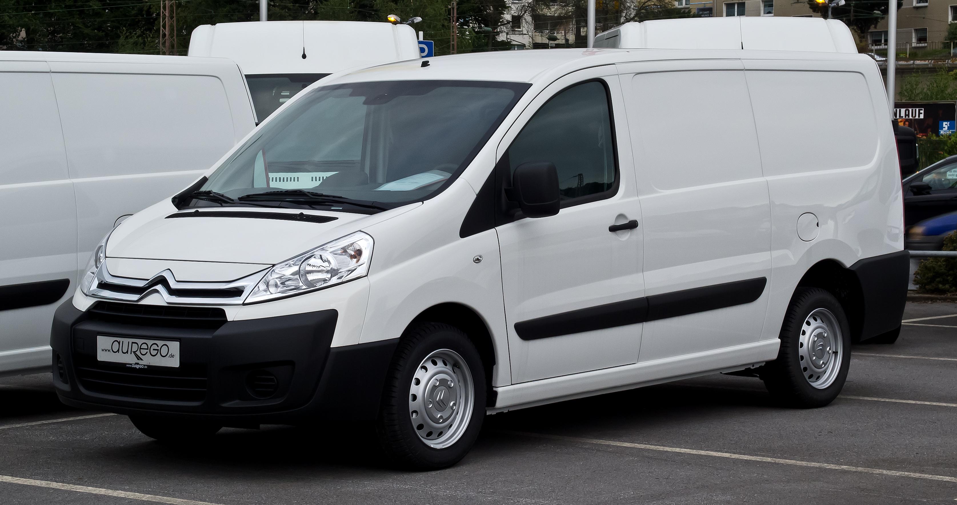 File Citro U00ebn Jumpy Kastenwagen Hdi 125  Ii  Facelift