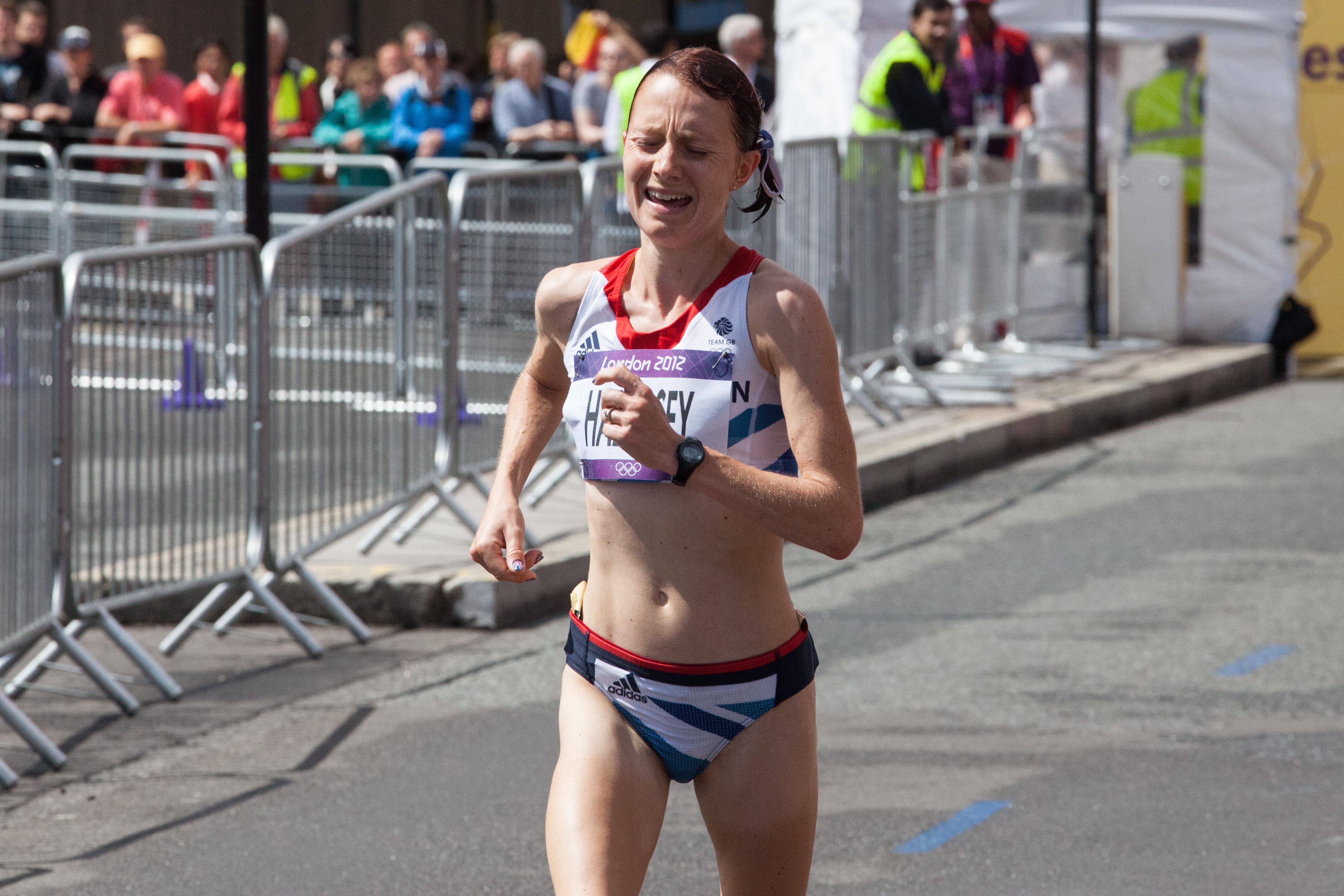 Olympics women pain BME Pain
