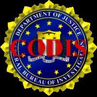 CODIS FBI Logo