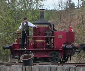 Filecoffee Pot No 1 Colliery Railway Beamish Museum 13 April