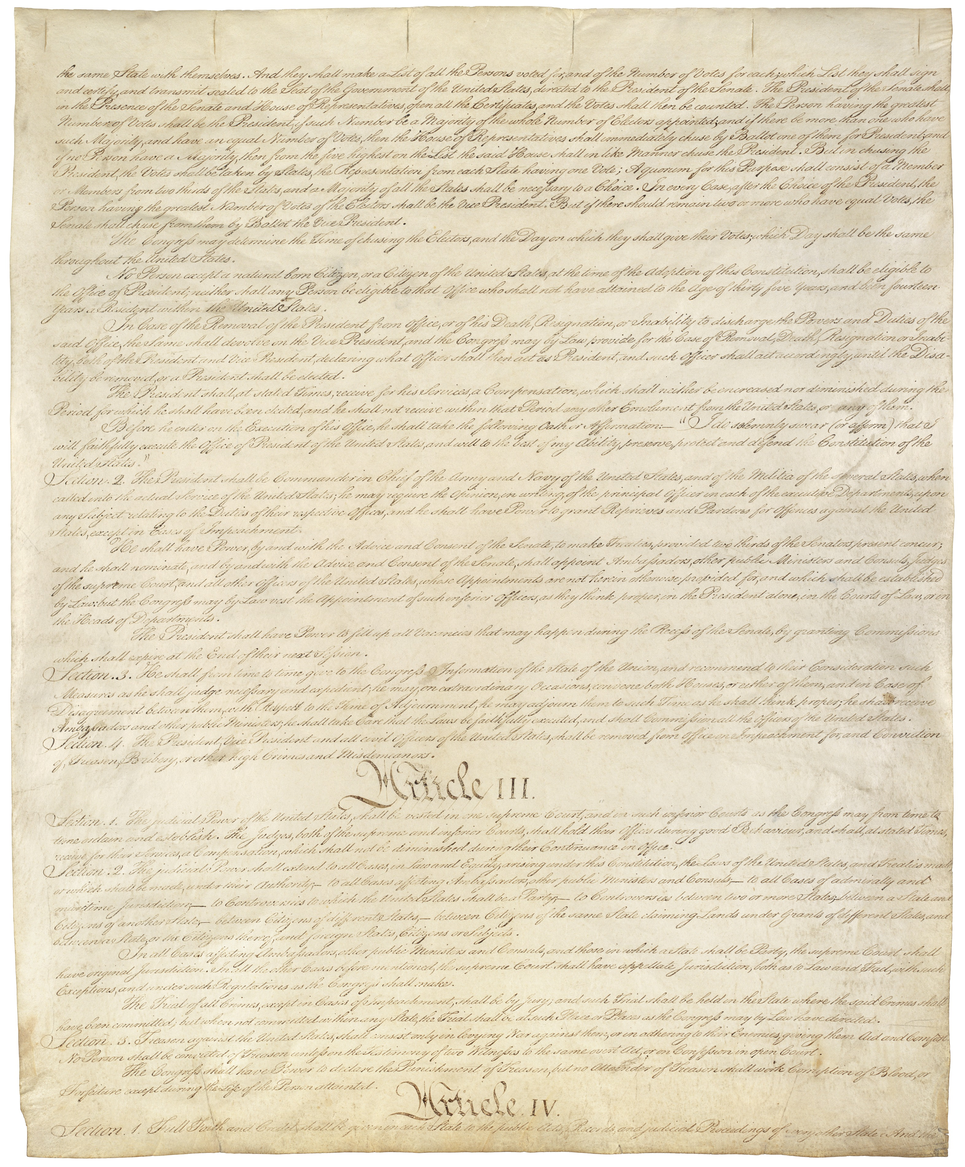 the united states constitution and its The government of the united states is a massive and complex organization its purpose is to improve and protect the lives of american citizens, both at home and overseas.