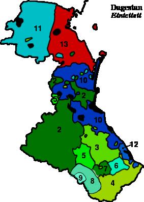 Население Дагестана — Википедия