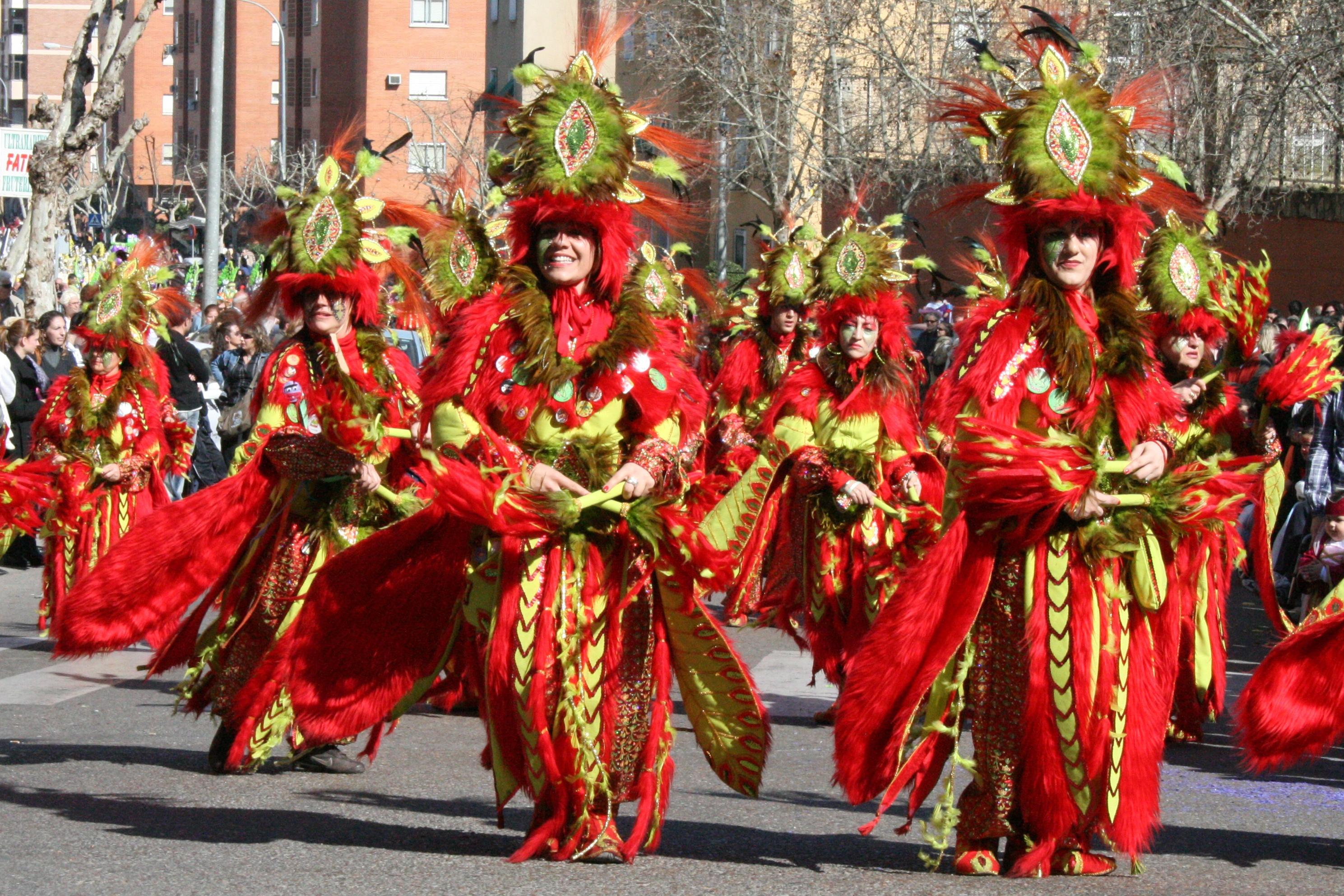 88ab3c76790e Comparsa (carnaval) - Wikipedia, la enciclopedia libre