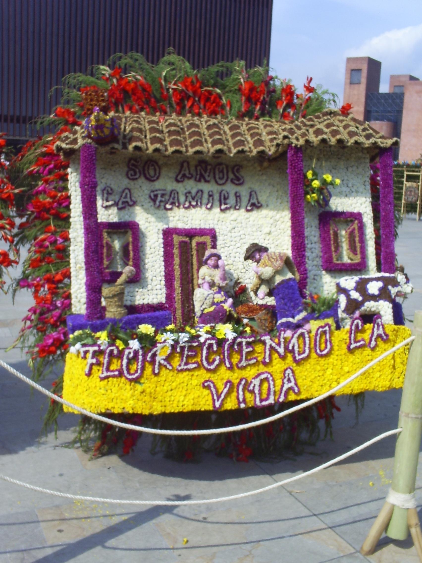 Festival De Flores Medellin 2013
