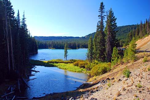 picture photo devils lake deschutes - photo #1