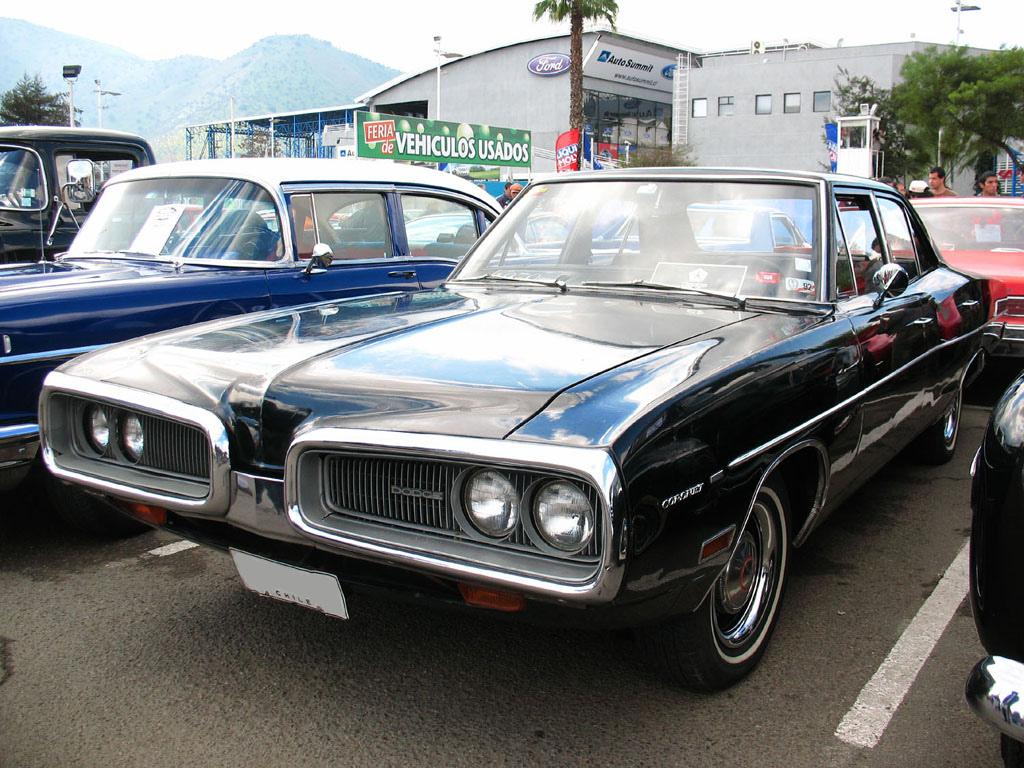 1955 dodge custom royal lancer 4 door sedan 15699 - Filename Dodge_coronet_sedan_1970 Jpg