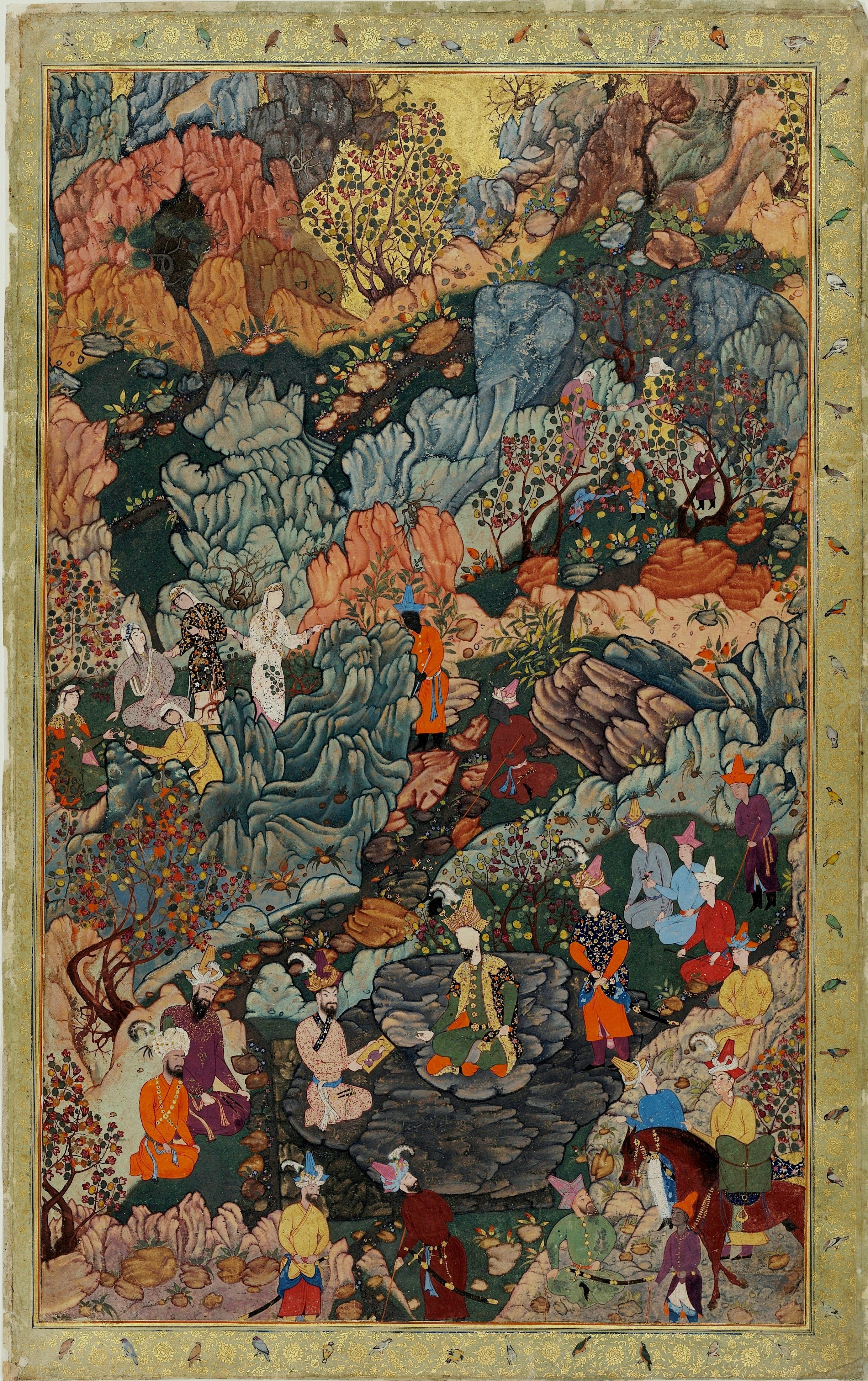 the Munir Hussain — a melodious singer