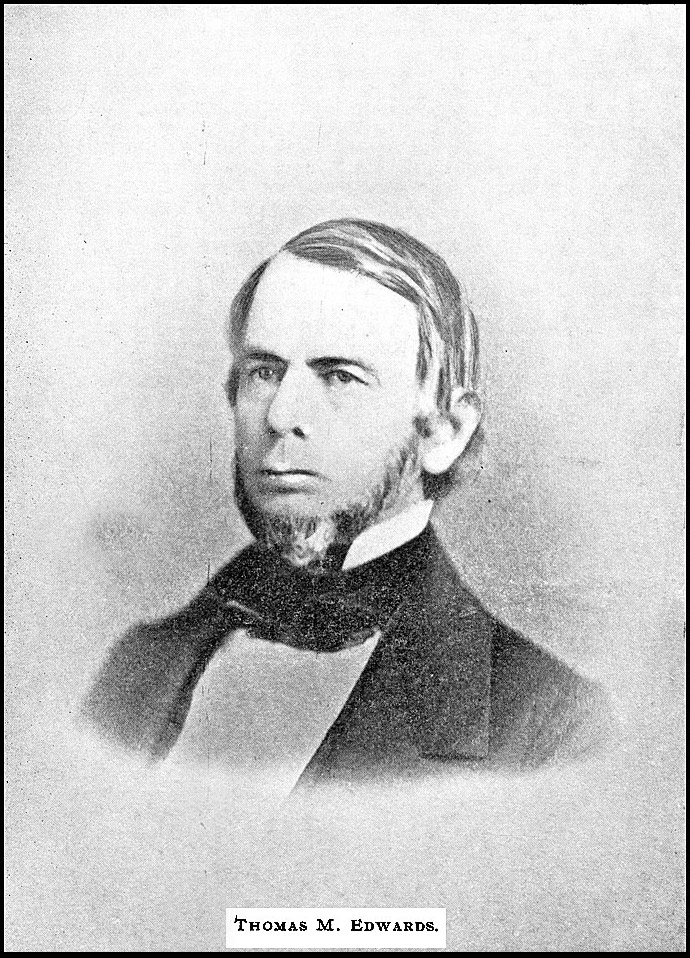 Thomas M . Edwards