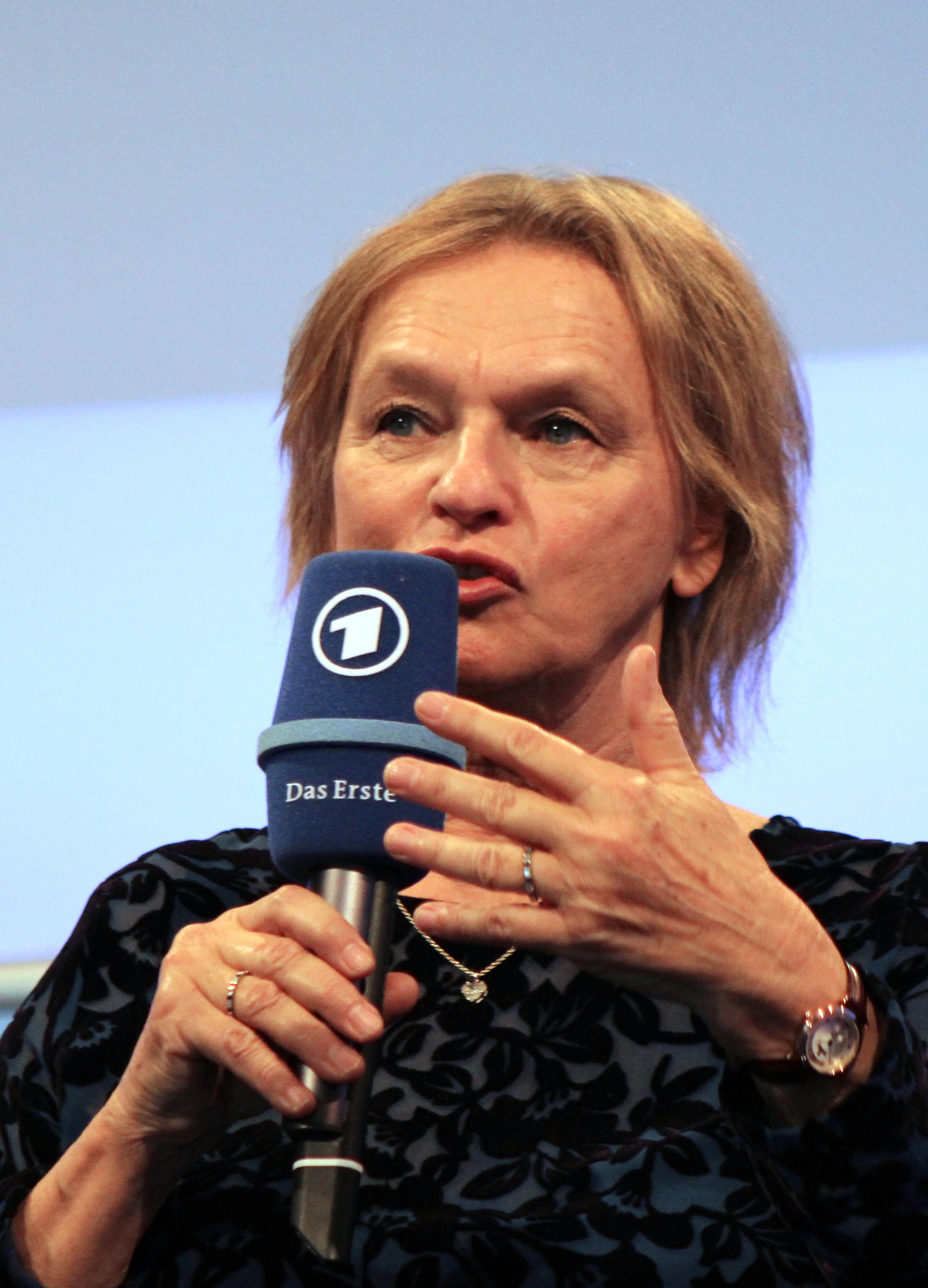 Elke Heidenreich, 2012