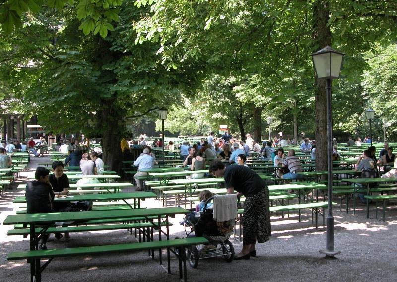 """""""Englischer Garten, Muenchen (Munich), Deutschland (Germany);"""