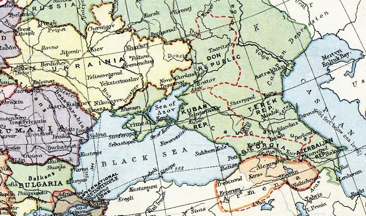 FileEurope Map CroppedJPG Wikimedia Commons - Europe map 1919