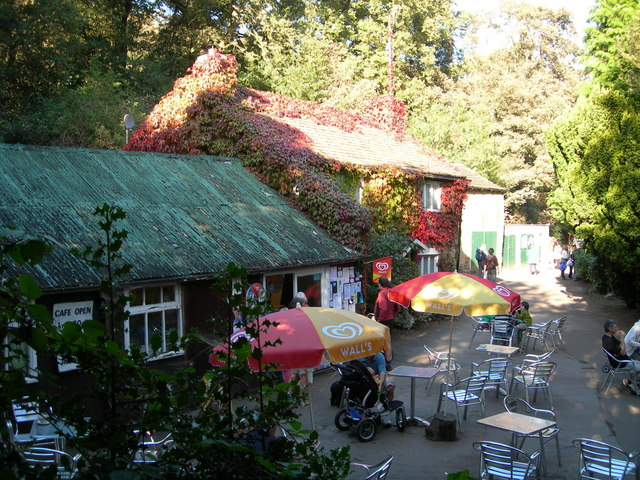 Forge Dam Cafe - geograph.org.uk - 1510401