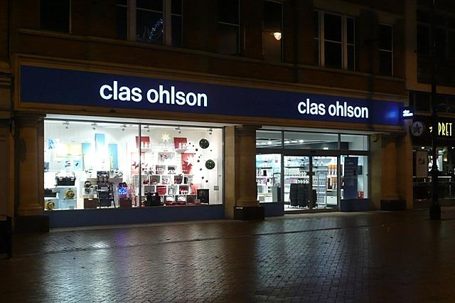Clas Ohlson – Wikipedia