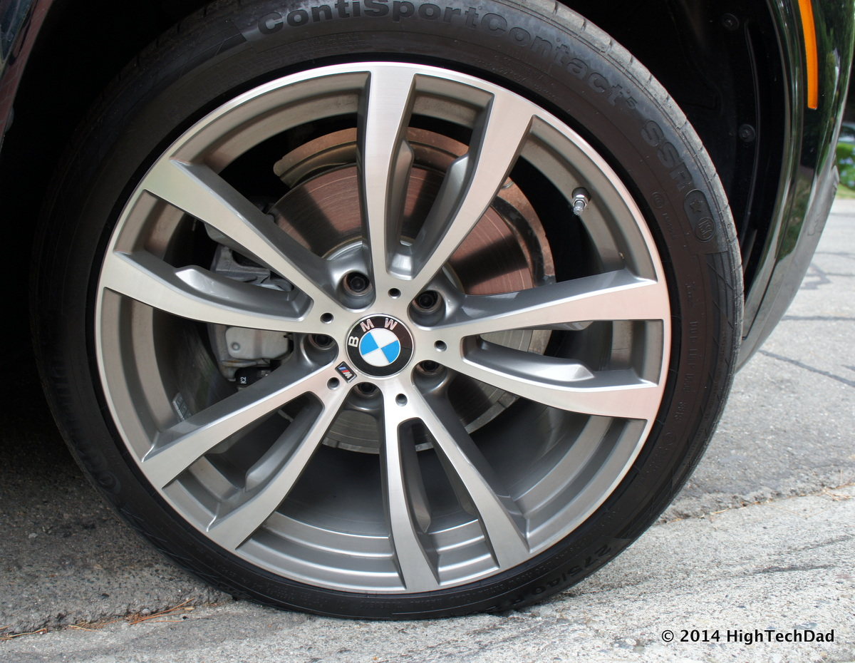 Run Flat Tire Wikipedia >> File Front Tire Run Flat Flat Tire 2014 Bmw X5 Xdrive 35i