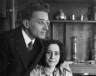 Gunther Stern and Hannah Arendt in 1929 Gunther Stern and Hannah Arendt (cropped).jpg