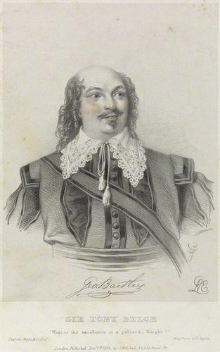 George bartley as belch