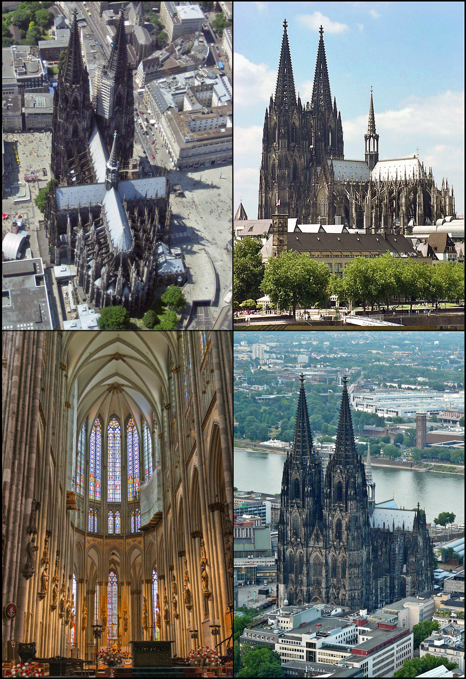 cologne cathedral wikipedia. Black Bedroom Furniture Sets. Home Design Ideas