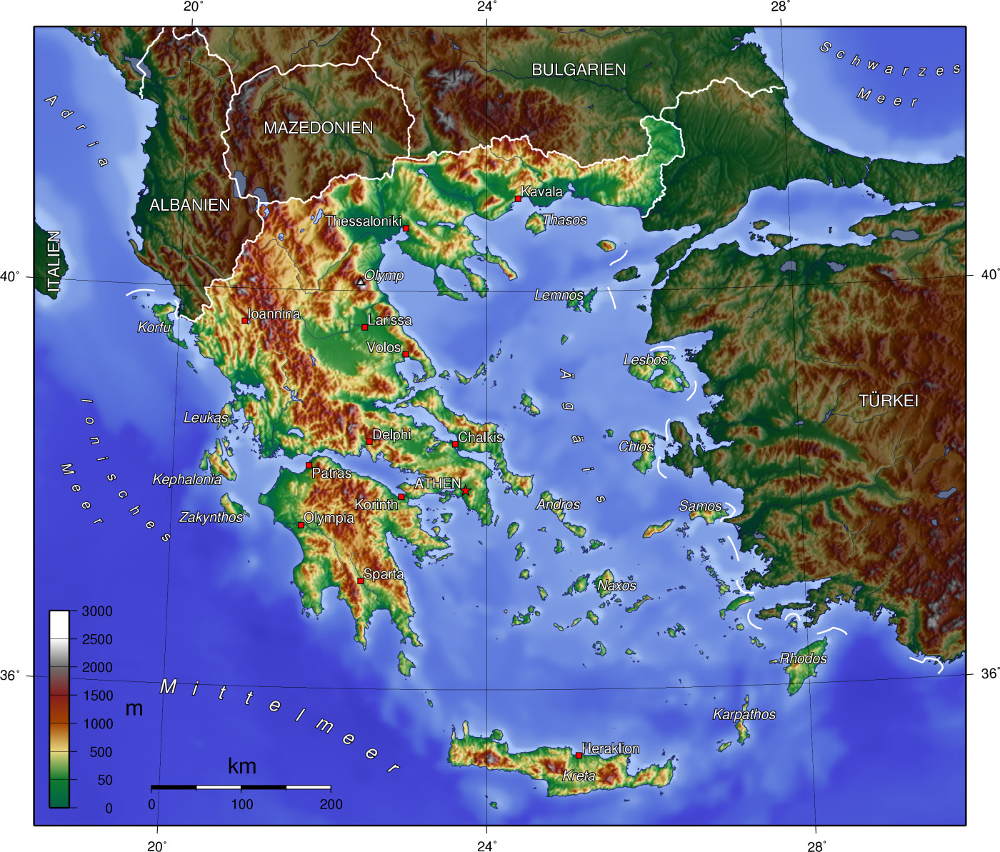 Griechenland Karte Inseln Deutsch.Weinbau In Griechenland Wikipedia