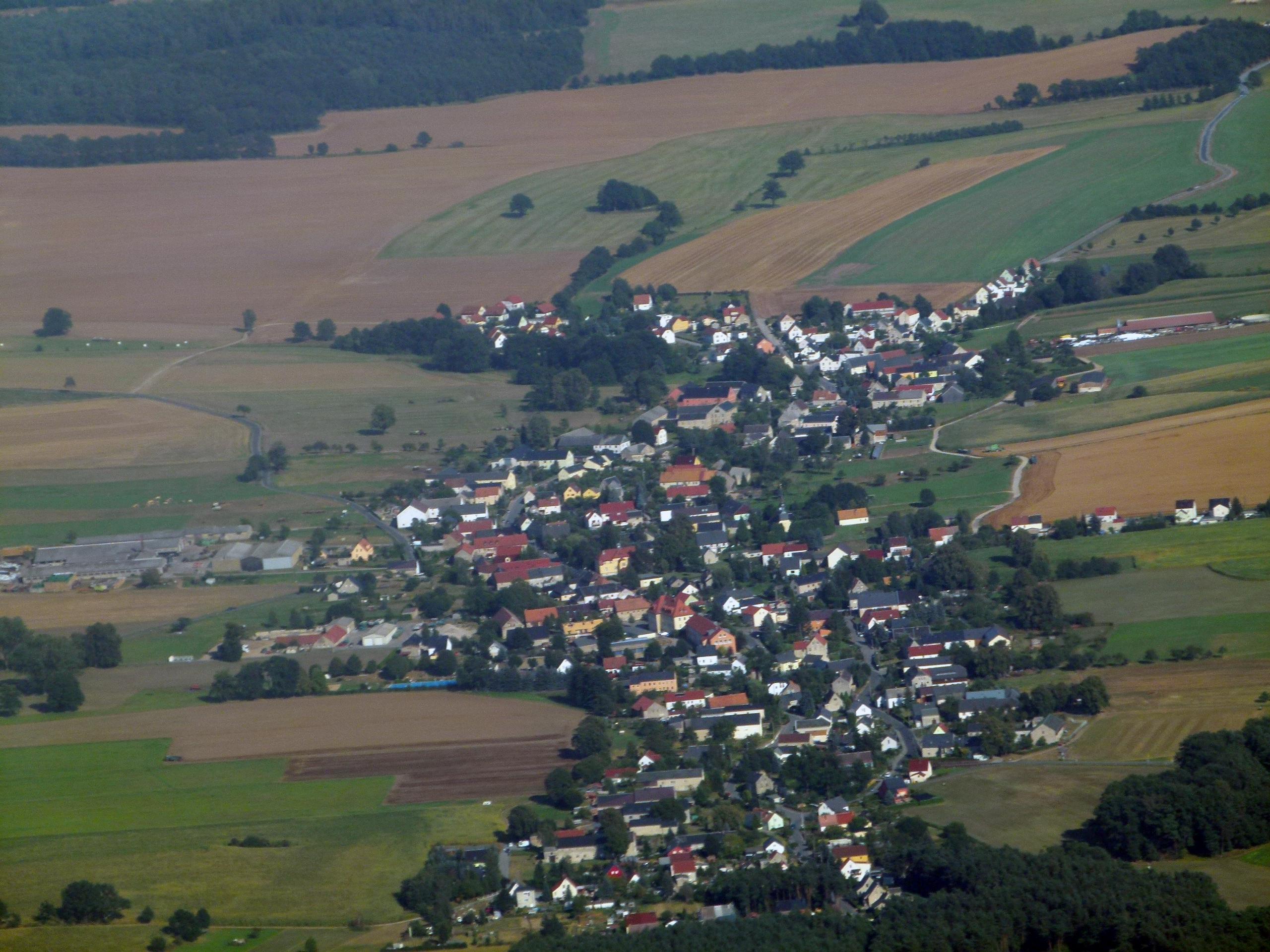 Großnaundorfi vald