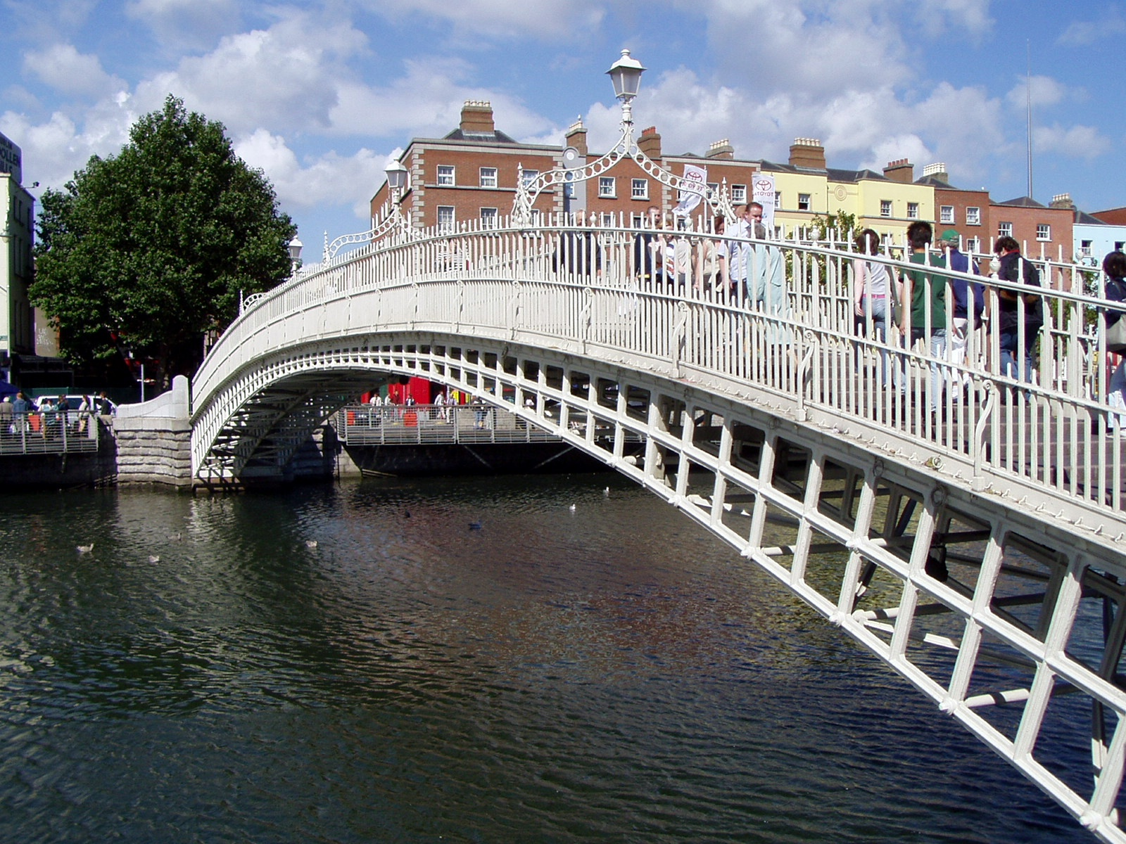 River Liffey Bridges, Dublin, Ireland | Best Dublin ireland ...