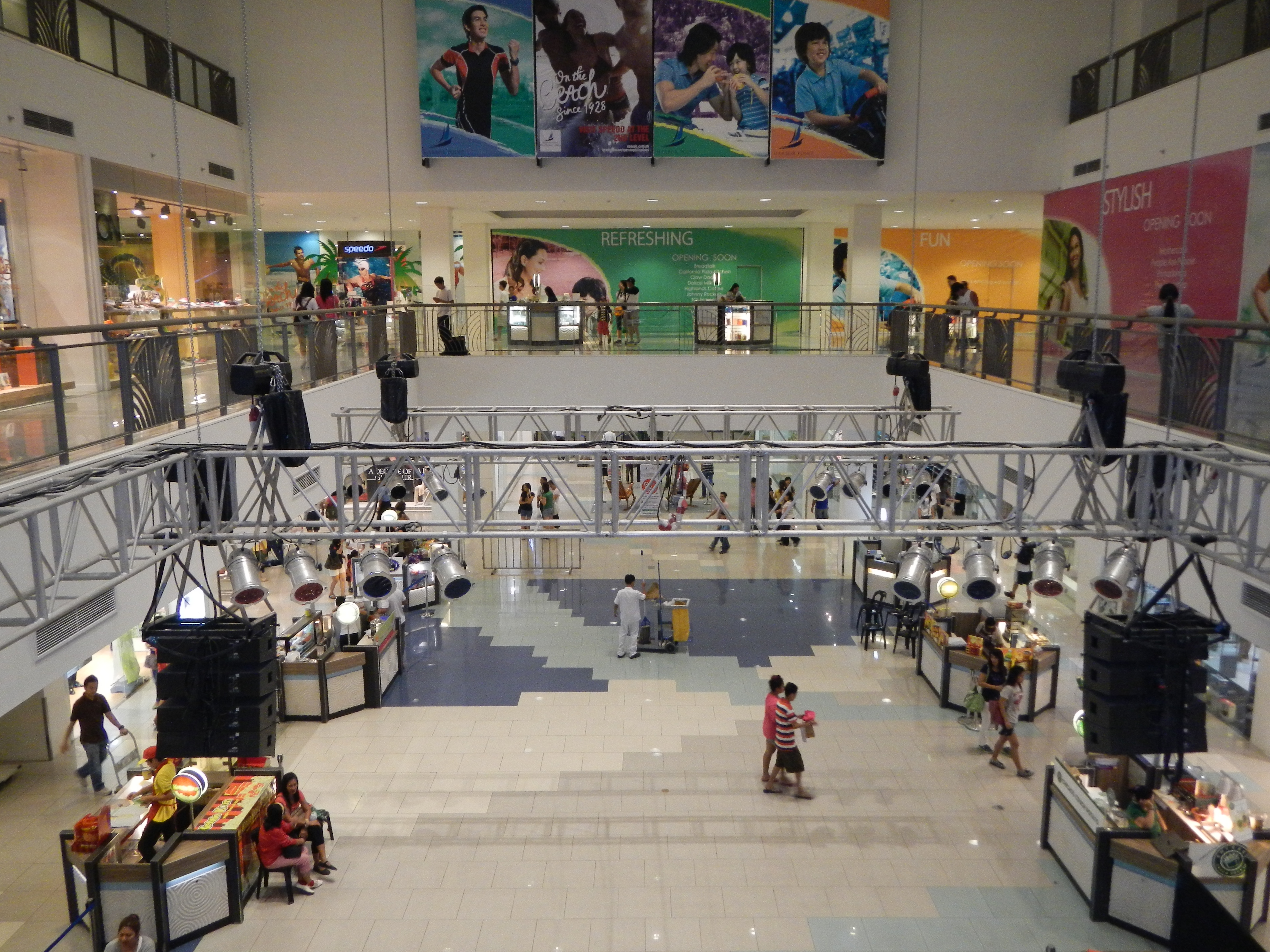 Central City Mall Food Court