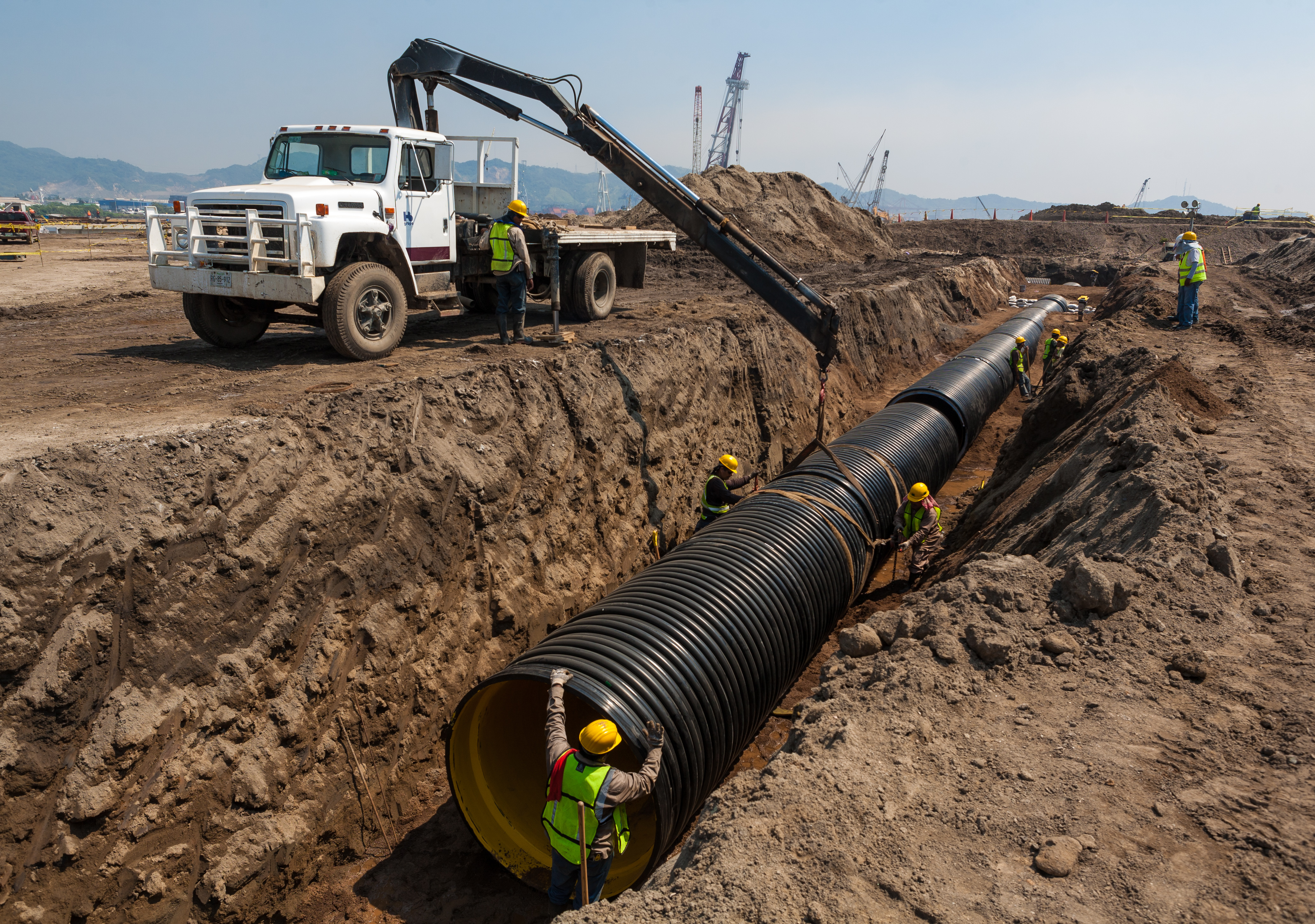 Drainage Projects /Works