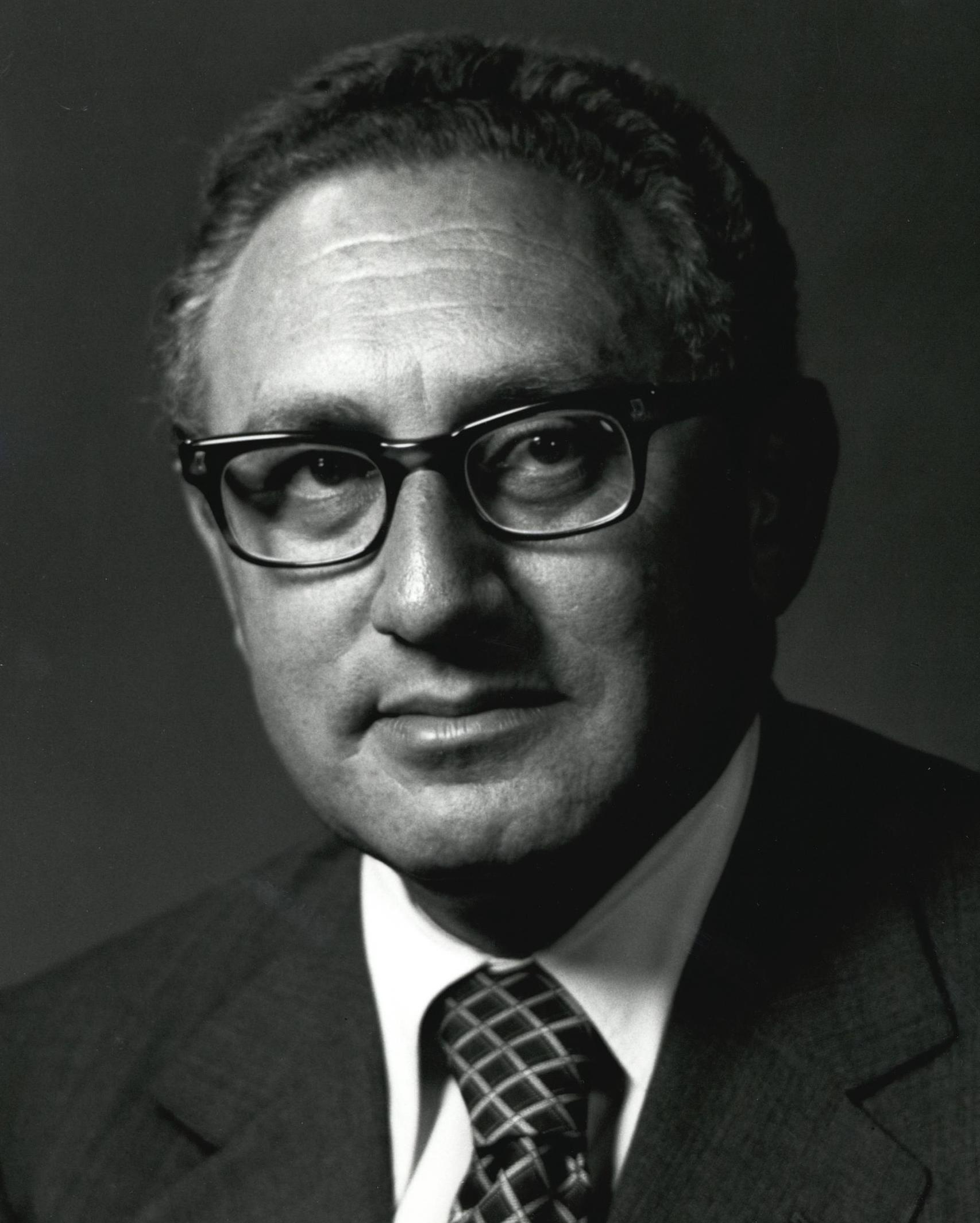 Veja o que saiu no Migalhas sobre Henry Kissinger