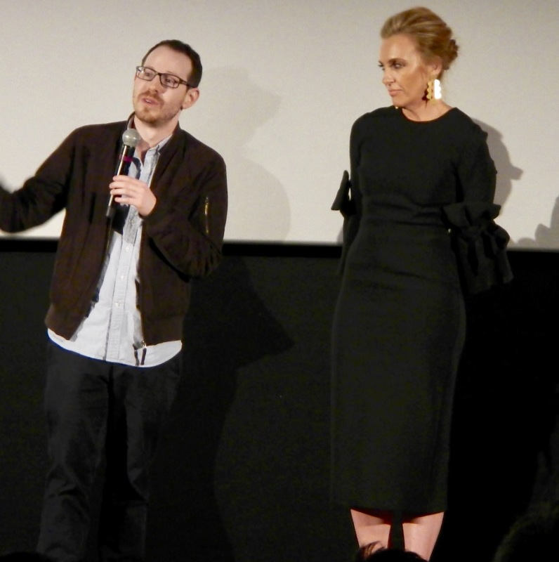 File:Hereditary Director Ari Aster with Toni Collette