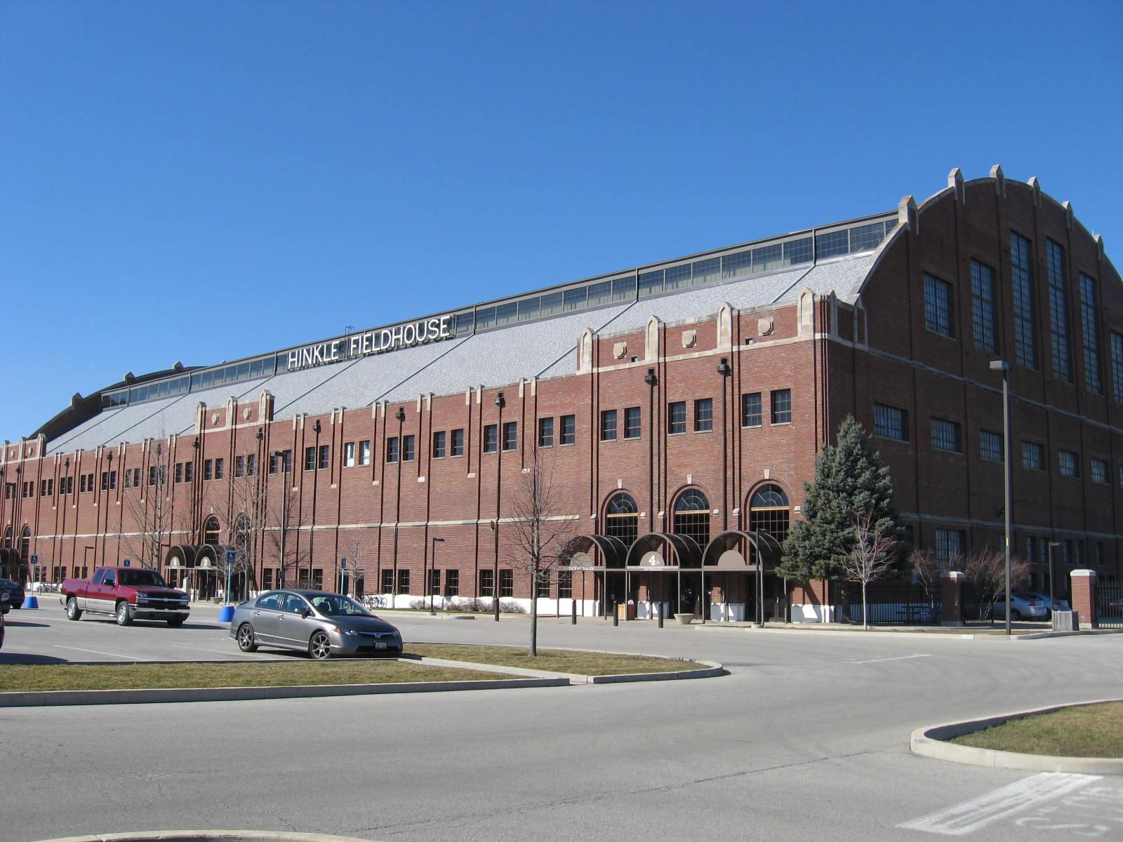 Hinkle Fieldhouse - Wikipedia