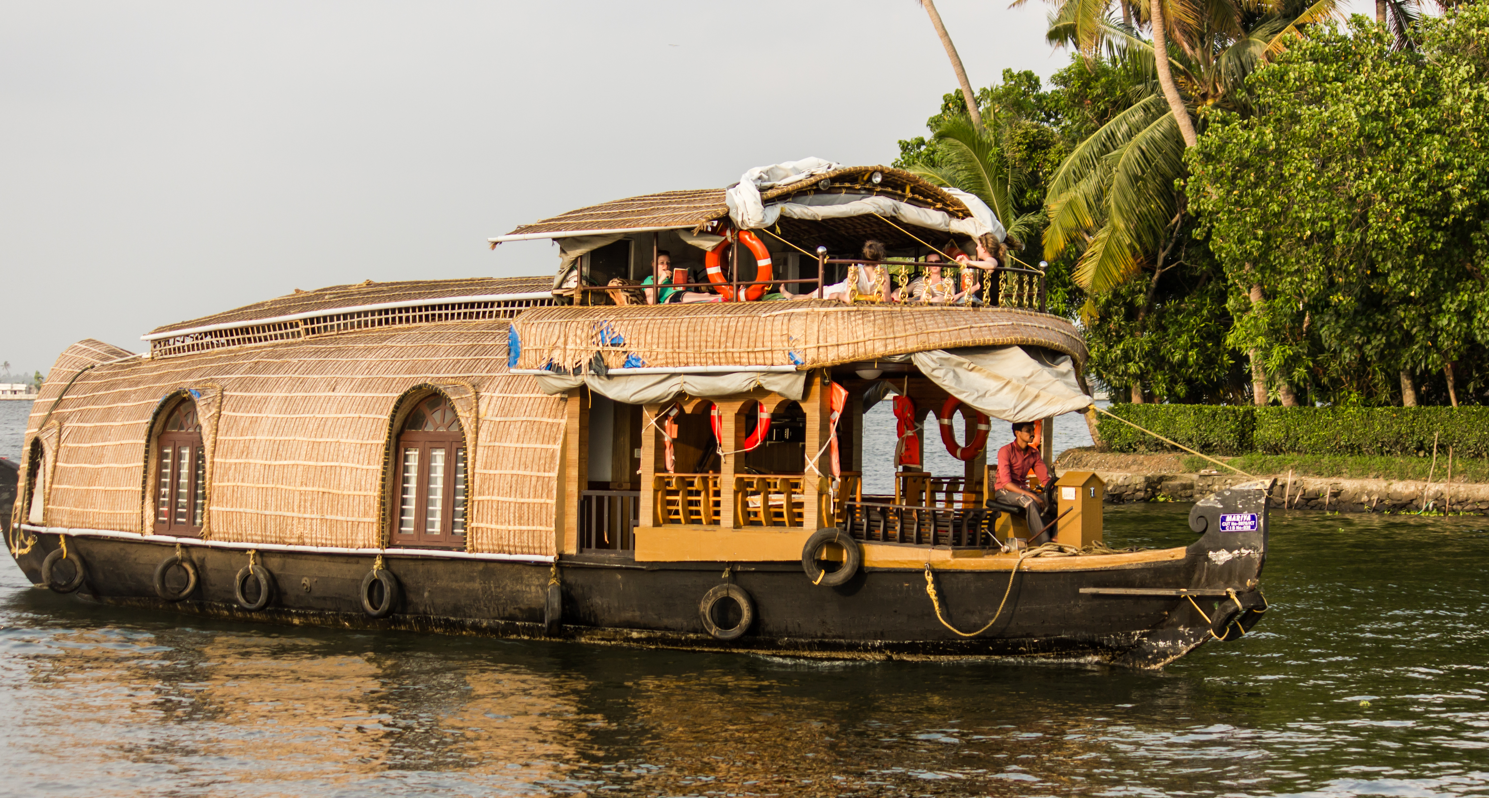 Places to Visit in Alleppey