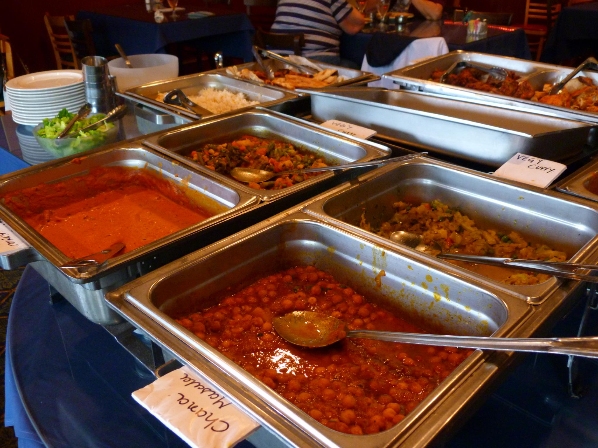File Indian Style All You Can Eat Buffet West