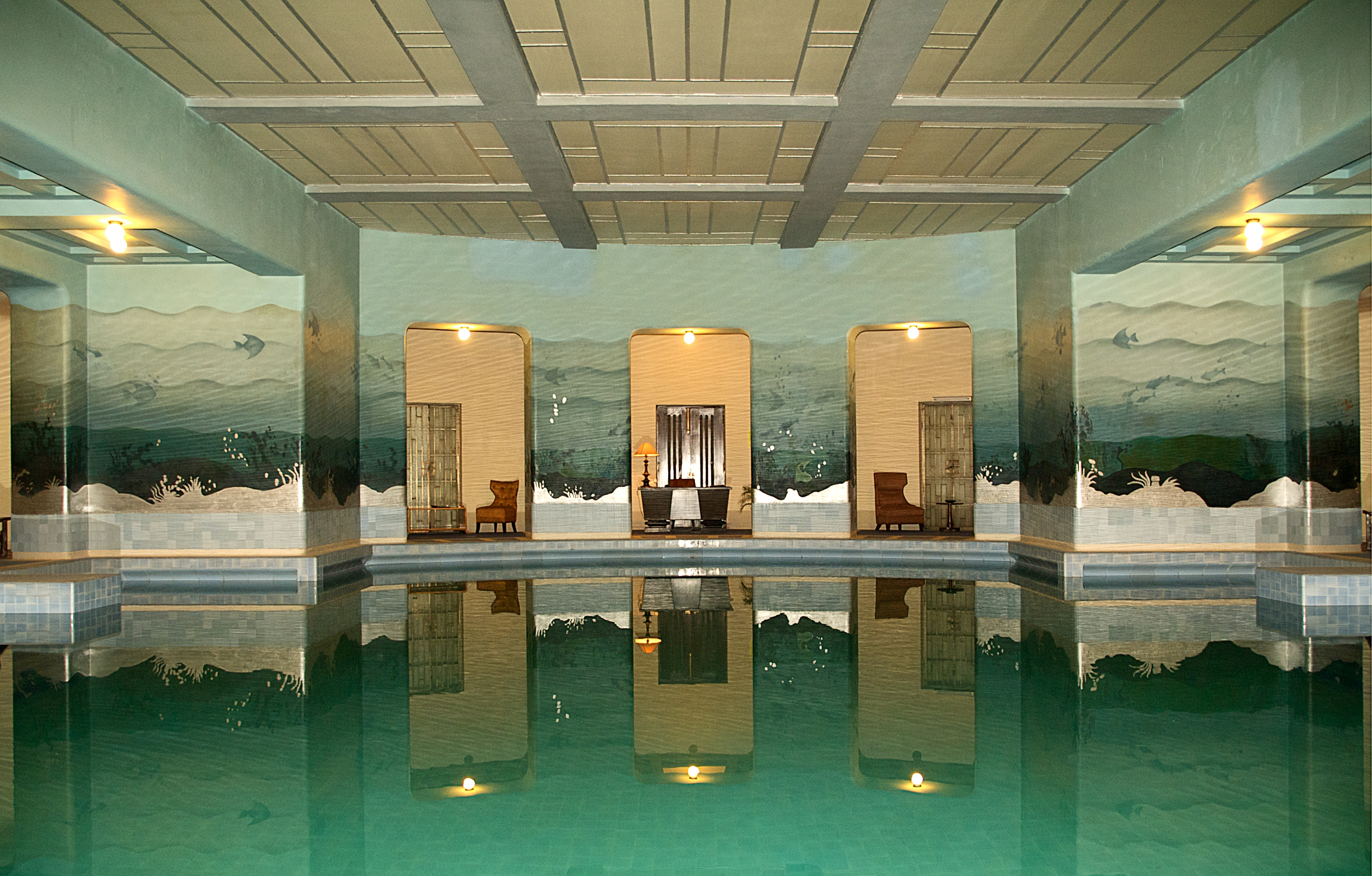 File Indoor Swimming Pool At Umaid Bhawan Palace Jodhpur