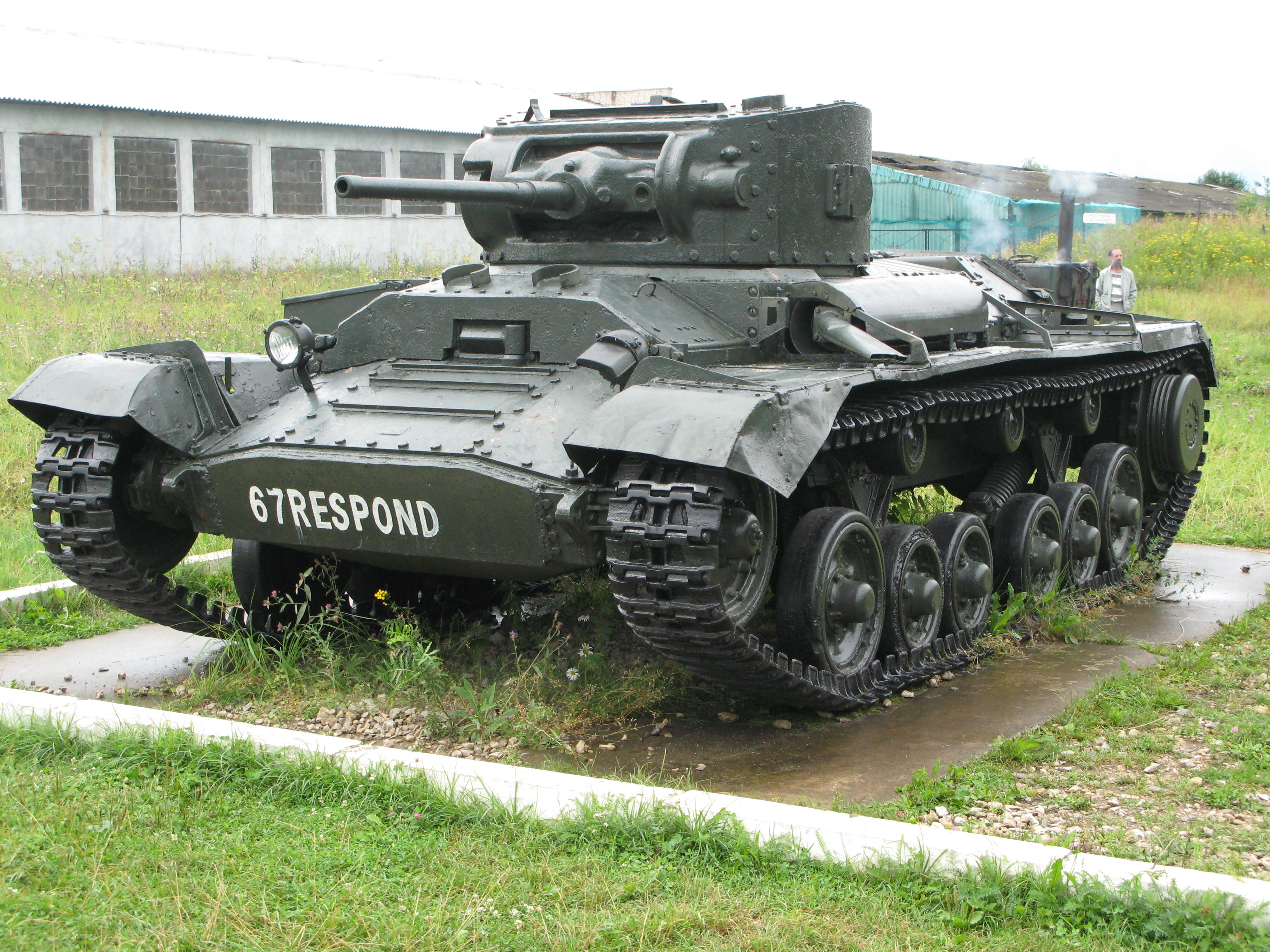 File:Infantry Mk III, Valentine In Kubinka Tank Museum.JPG