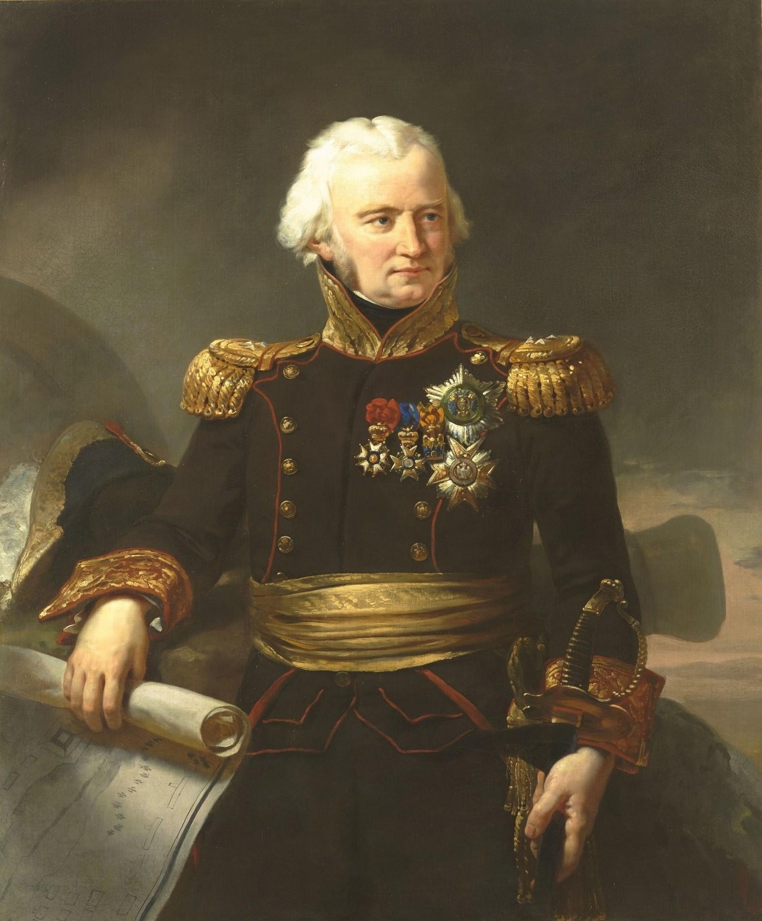 Jean-Ambroise Baston de La Riboisière