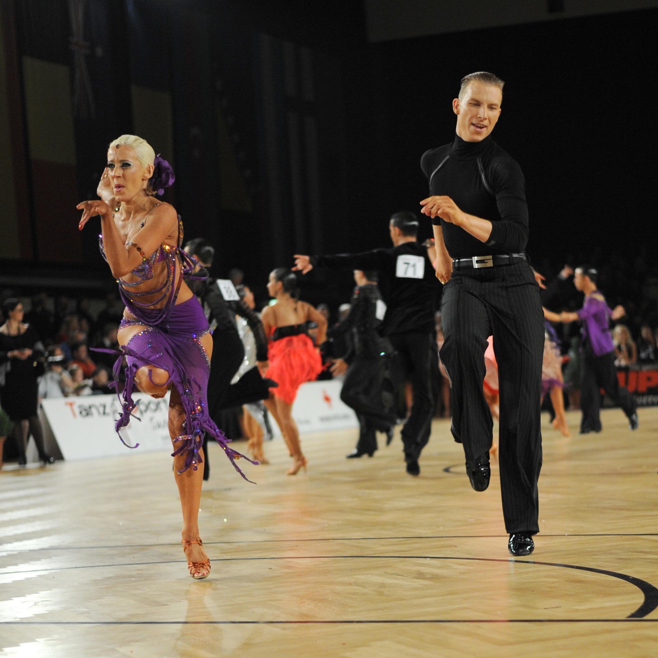 how to do the jive dance steps